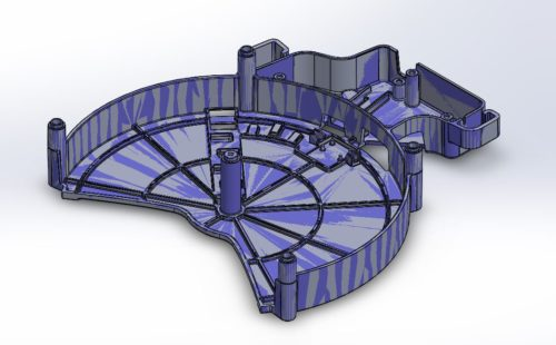 Making Printed Circuit Boards Without Chemicals Cockpit Simulator