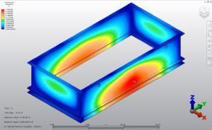Composite Duct FEA
