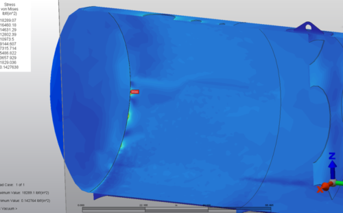 NLS Uses FEA on Tanker Truck